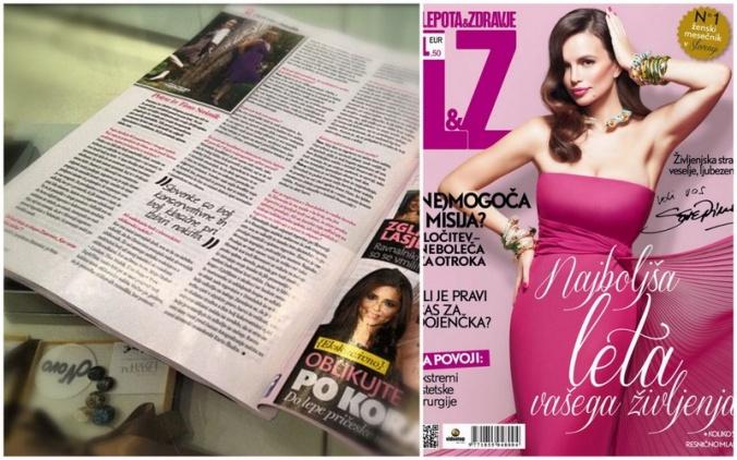 Intervju z revijo L&Z
