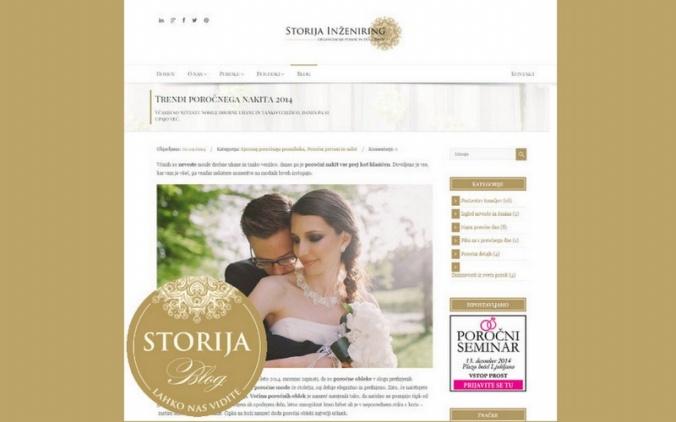Blog Storija.si
