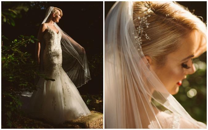 Revija Zaobljuba - fotoshooting Poišči svojo sanjsko obleko